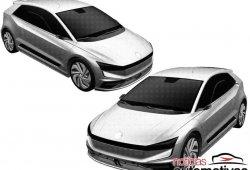 El registro de patentes de China filtra el modelo de producción del Volkswagen Gen.E