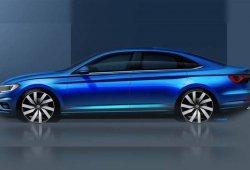 Anticipado el nuevo Volkswagen Jetta 2018 antes de su paso por Detroit