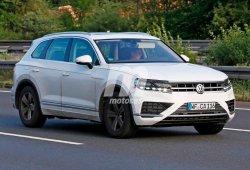 El nuevo Volkswagen Touareg 2018 debutará en Pekín el próximo mes de abril