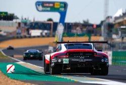 "Walliser: ""Dejar LMP1 permite reforzar el Porsche GT Team"""