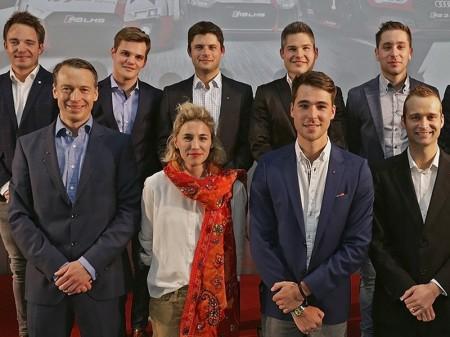 Vervisch y Dries Vanthoor, nuevos pilotos de Audi Sport