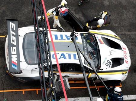 BMW Motorsport no descuida su programa GT3 de 2018