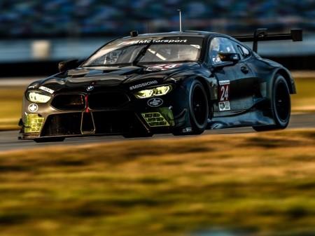 BMW Motorsport encara el desarrollo final del M8 GTE