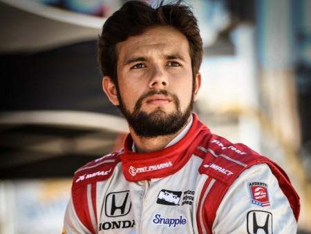 Carlos Muñoz completa la alineación de Andretti para la Indy 500