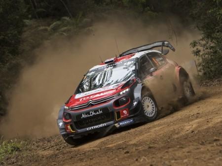 Citroën Racing tendrá menos presupuesto en el WRC 2018