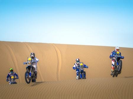 Dakar 2018: Yamaha busca la sorpresa con la WR450F Rally