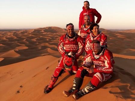 Dakar 2018: Himoinsa busca seguir su idilio con el Dakar