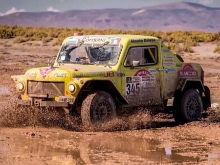 Dakar 2018: El Rastrojero vuelve con más fuerza
