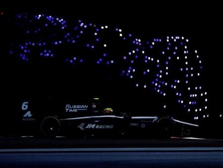El novato Arjun Maini manda en Fórmula 2, y Kari repite en GP3