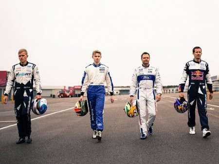 'Psychology of Performance': Ford busca el piloto perfecto