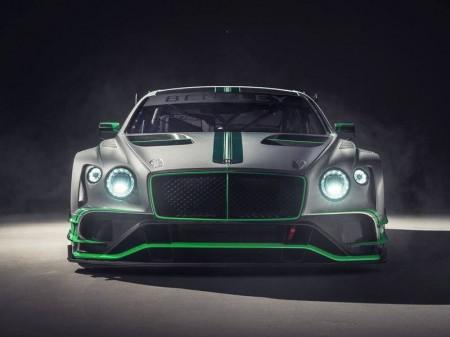 Grandes planes de Bentley con el nuevo Continental GT3