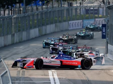 Highlights del ePrix de Hong Kong de Fórmula E