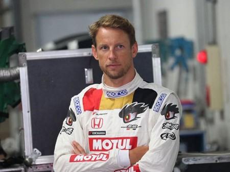 Jenson Button confirma su programa en el Súper GT