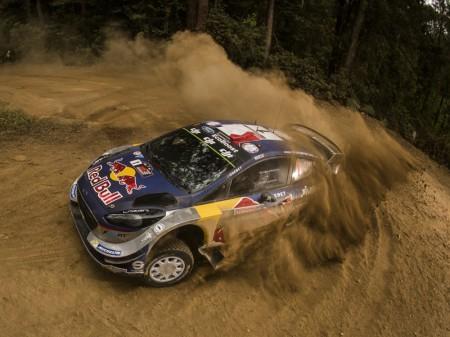 M-Sport recibirá mayor apoyo de Ford en el WRC 2018