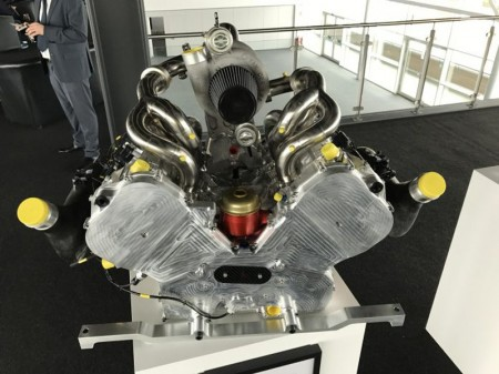 Mecachrome desvela algunas claves de su motor LMP1