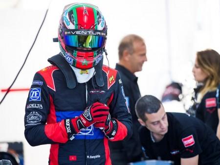 Michael Benyahia repite con Venturi en el 'rookie test'