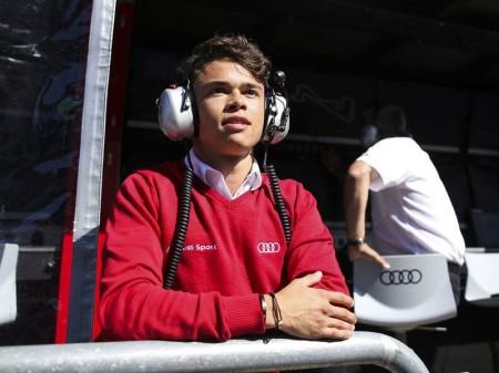 De Vries y Müller, con Audi en el 'rookie test' de Fórmula E