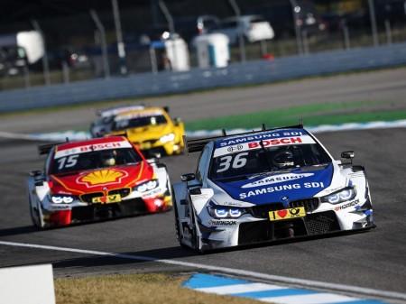 Eng y Eriksson, caras nuevas de BMW en el DTM 2018