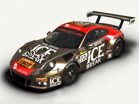 Porsche desvela sus cartas para las 12 Horas de Bathurst