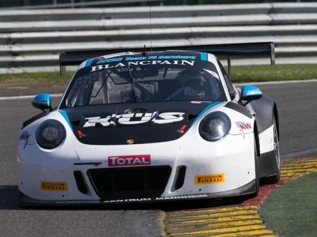 Porsche Motorsport amplía su programa GT3 para 2018