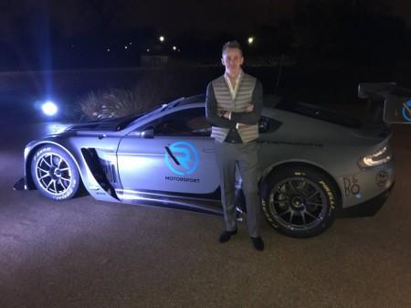 Aston Martin vuelve a la clase Pro de la Endurance Cup