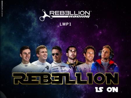 Rebellion confirma su regreso a LMP1 con Lotterer y Jani