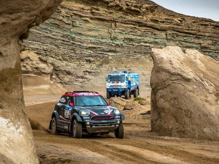 El Silk Way Rally invierte su ruta de cara a 2018