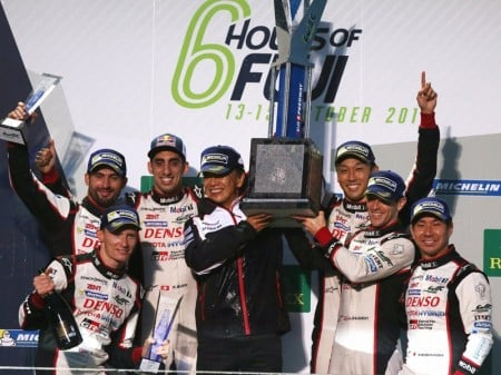 Toyota mantendrá a sus seis pilotos de LMP1... ¿y Alonso?