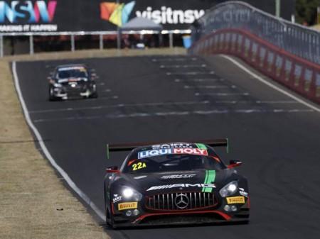 Más de treinta GT3 acuden a las 12 Horas de Bathurst 2018