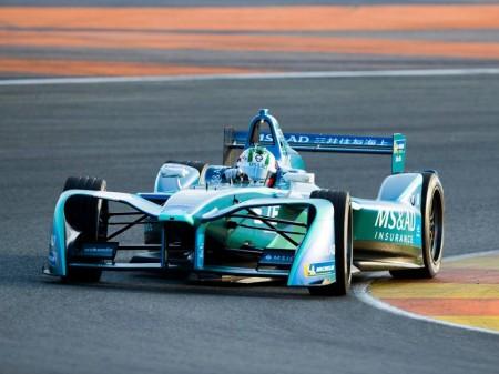 BMW avanza a buen ritmo en su tren motriz de Fórmula E