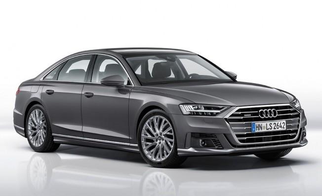 Audi A8 2018 con el nuevo Paquete exterior deportivo