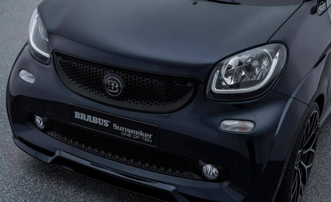 Brabus Fortwo Sunseeker - frontal