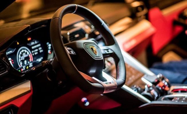 Lamborghini Urus - presentación en Singapur