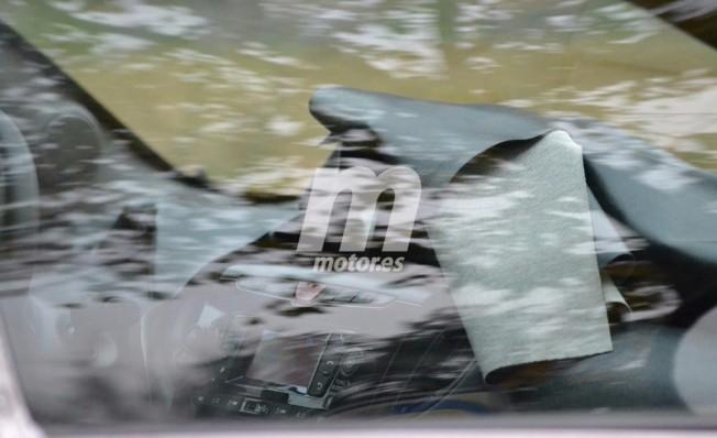 Lancia Ypsilon 2018 - foto espía interior