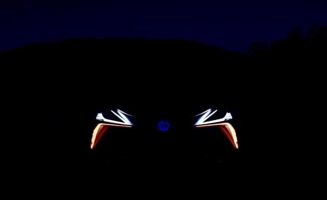 Lexus LF-1 Limitless Concept - teaser