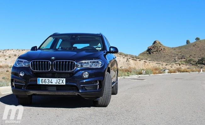 BMW X5 xDrive40e iPerformance - frontal