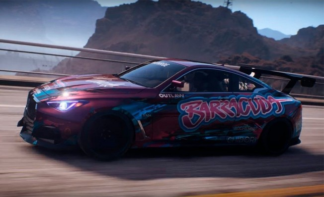 Need for Speed Payback: Speedcross