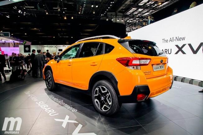 Subaru XV 2018 - posterior