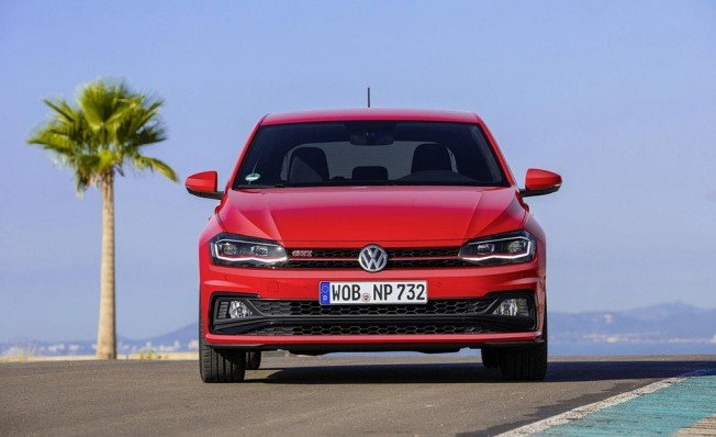 Volkswagen Polo GTI 2018 - frontal