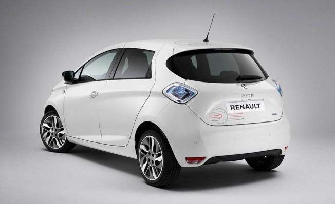 Renault Zoe Star Wars Edition - posterior