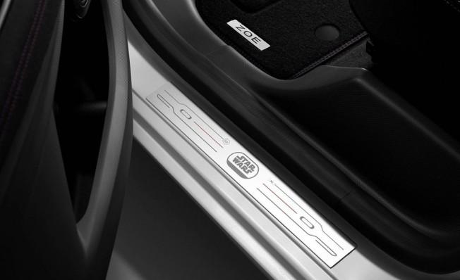 Renault Zoe Star Wars Edition - interior