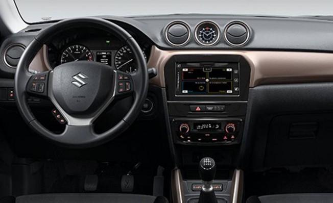 Suzuki Vitara Toro - interior