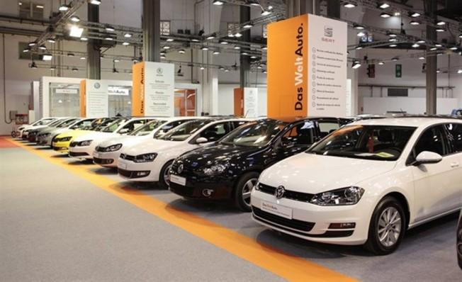 Ventas de coches de ocasión en España - Noviembre 2017