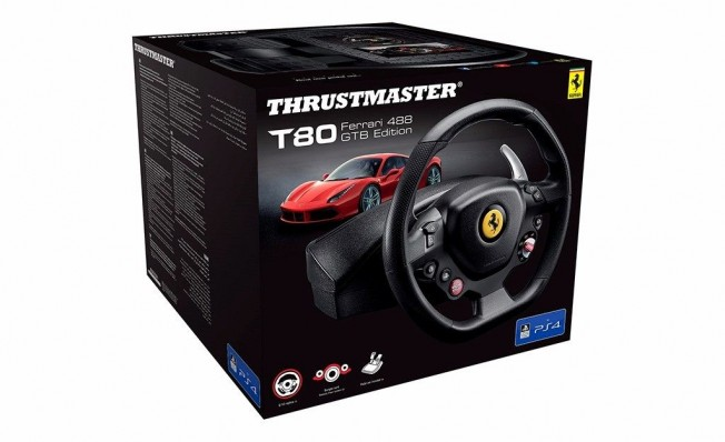 T80 Ferrari 488 GTB Edition