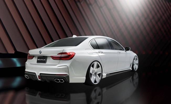 Wald International BMW Serie 7 Black Bison