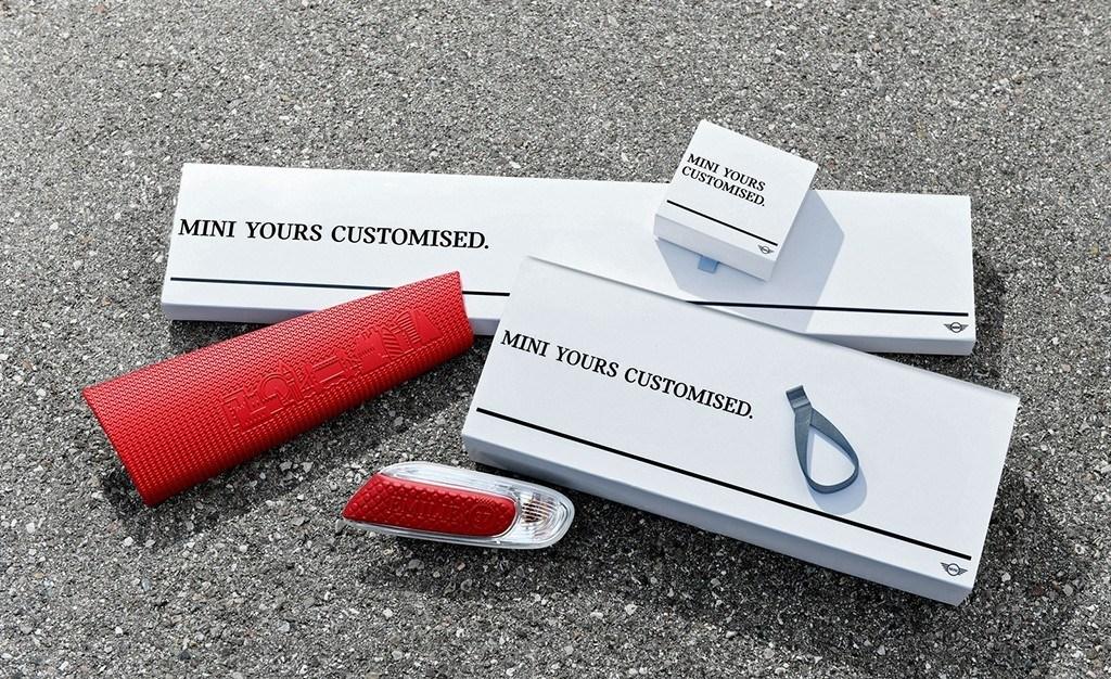 MINI Yours Customised: personalización gracias a la impresión 3D