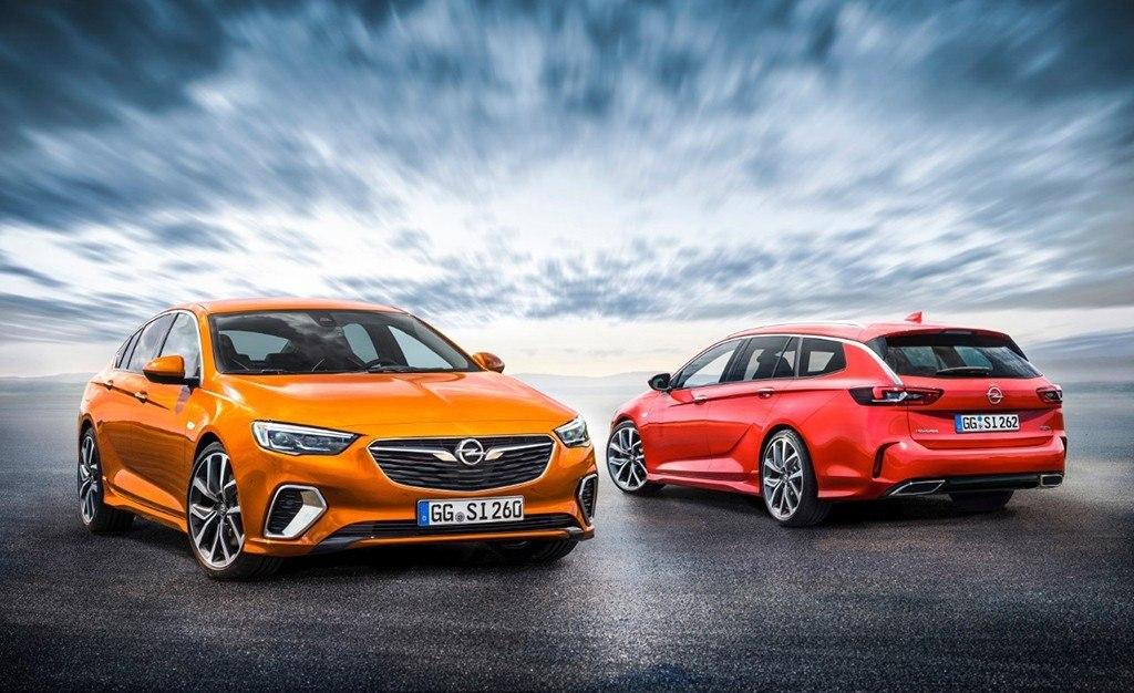 El nuevo Opel Insignia GSi llega a España: en versiones Grand Sport y Sports Tourer