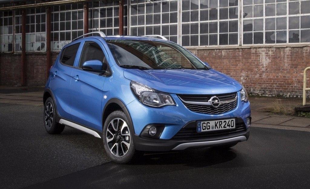 El nuevo Opel Karl Rocks está listo para su llegada a España: descubre su precio
