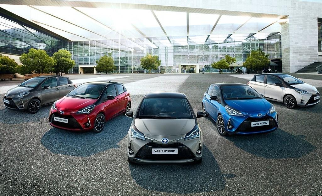 Toyota Yaris 2018: todos los precios de la renovada gama