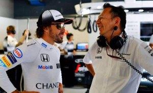 Renault ficha a Hasegawa, que será el enlace con McLaren